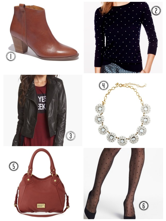 fall shopping basics