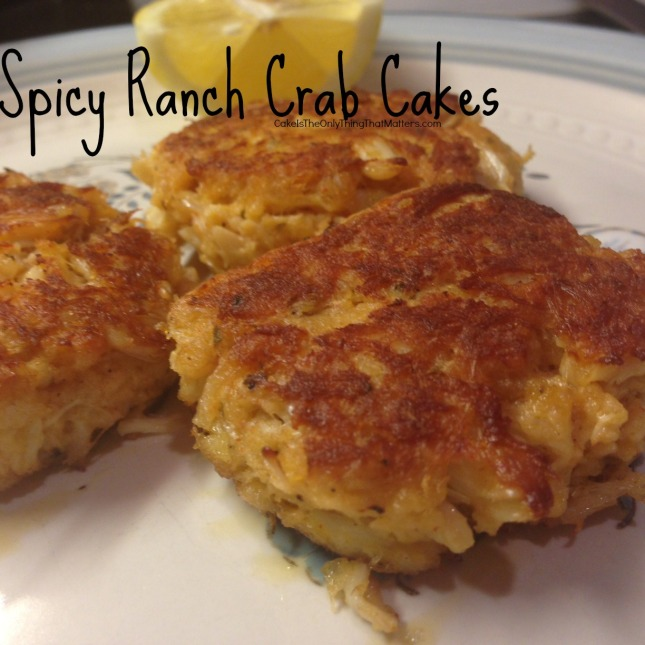 Easy and delicious spicy crab cakes (that can be made gluten-free!)