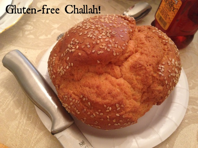 How to get gluten free challah bread