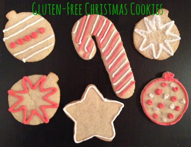 Gluten-free Christmas cookies YUM